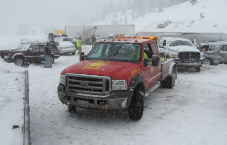 Tow truck Vail